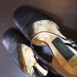 婦人靴 インソール&ライニング交換