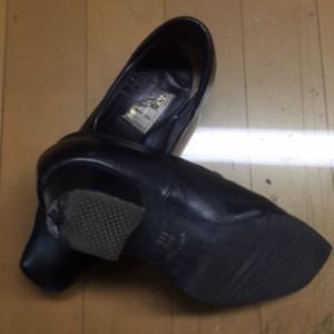 婦人靴 トップリフト&インソール交換