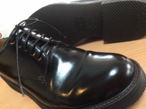 紳士靴 オールソール