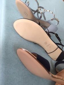 婦人靴 ゴム半貼